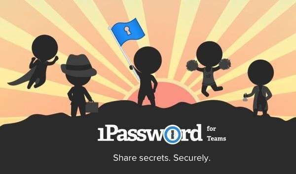 1Password for Teams